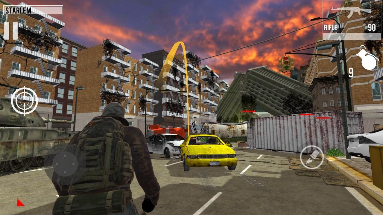 Hero Apocalypse: Invaders Strike - Shooting Game 1.0.6 Screenshot 4