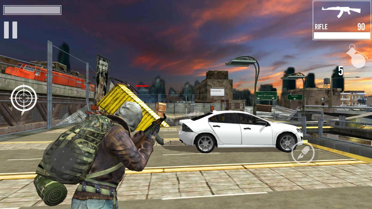 Hero Apocalypse: Invaders Strike - Shooting Game 1.0.6 Screenshot 5