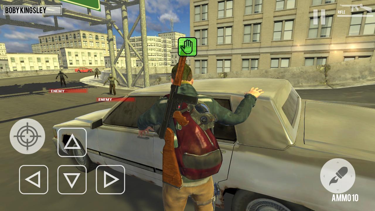 Deadly Town Shooting Game 1.3 Screenshot 1