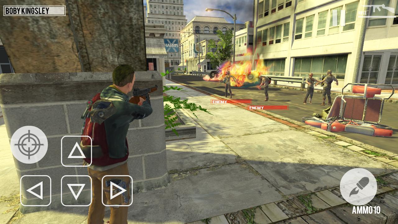 Deadly Town Shooting Game 1.3 Screenshot 11