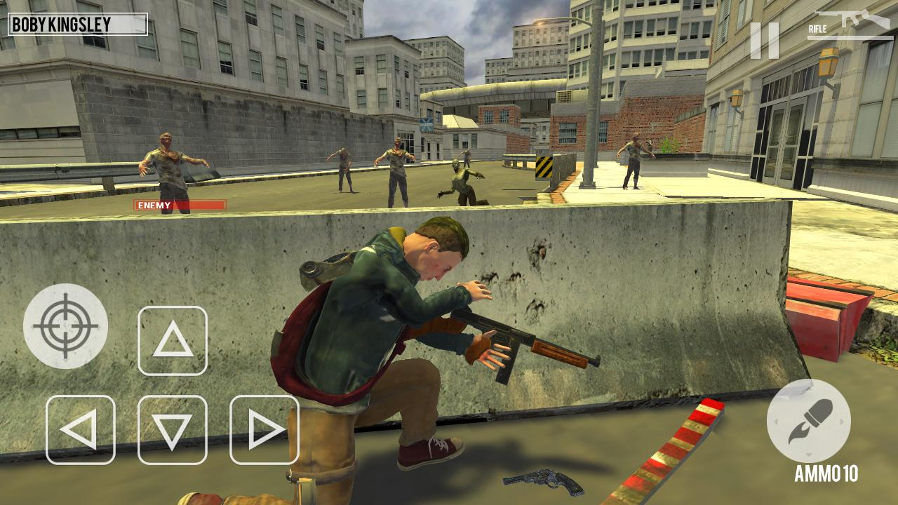 Deadly Town Shooting Game 1.3 Screenshot 16