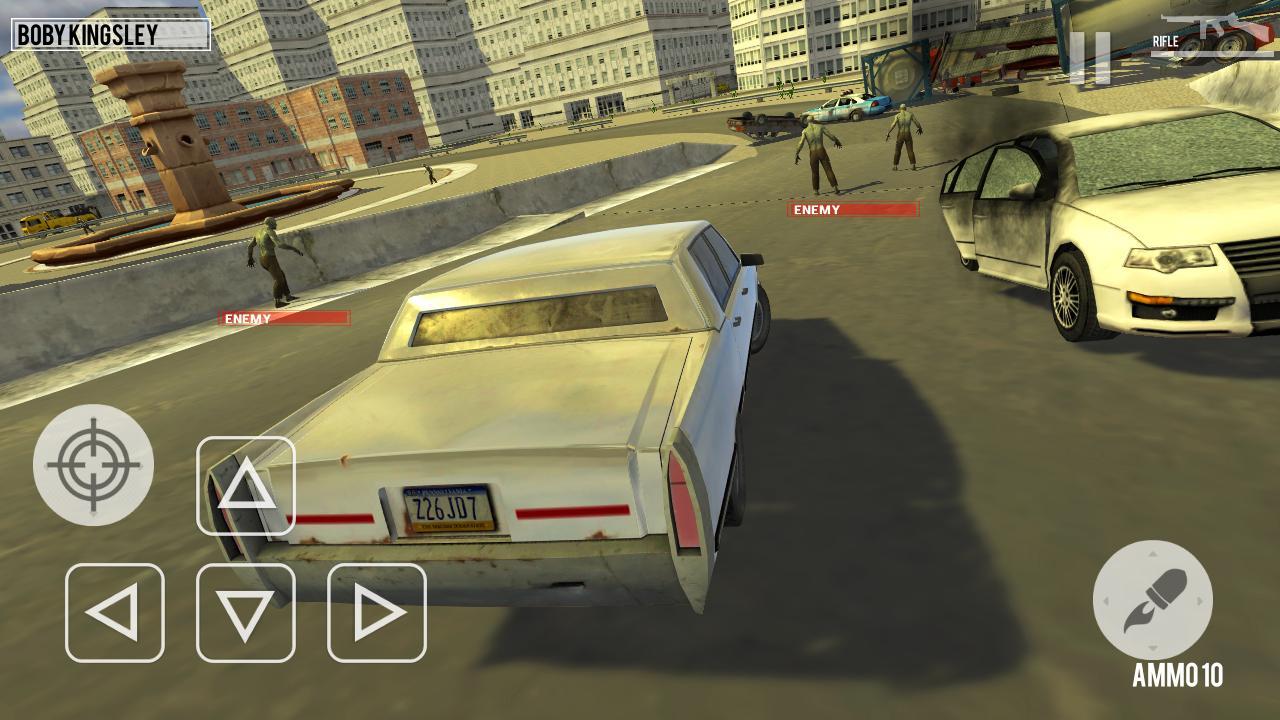 Deadly Town Shooting Game 1.3 Screenshot 2