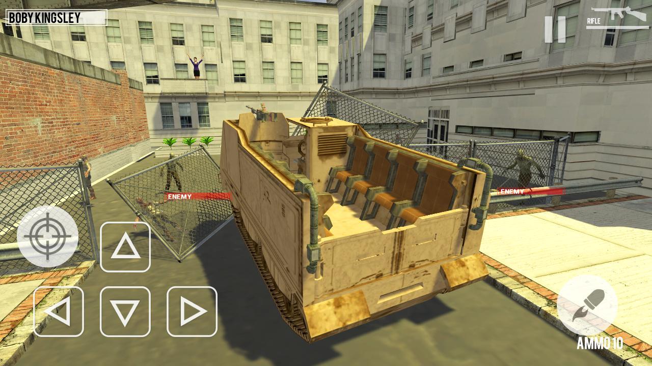 Deadly Town Shooting Game 1.3 Screenshot 4