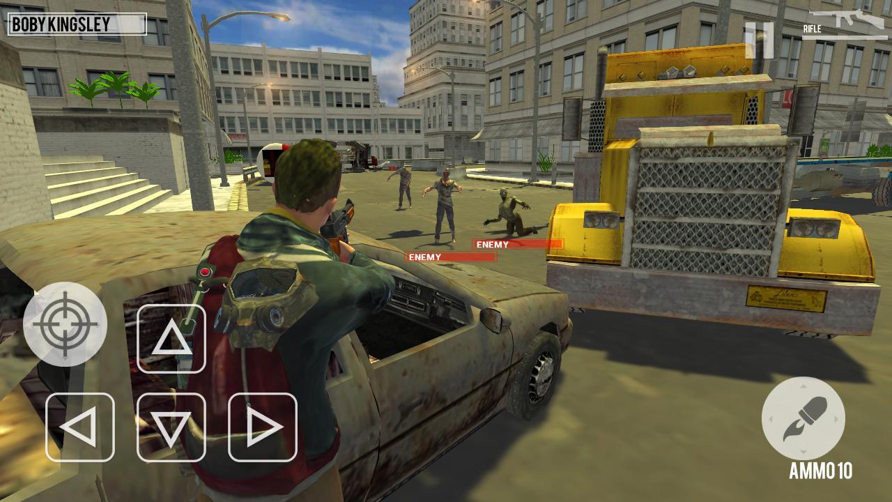 Deadly Town Shooting Game 1.3 Screenshot 5