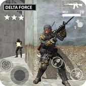 Delta Force Fury: Shooting Games app icon