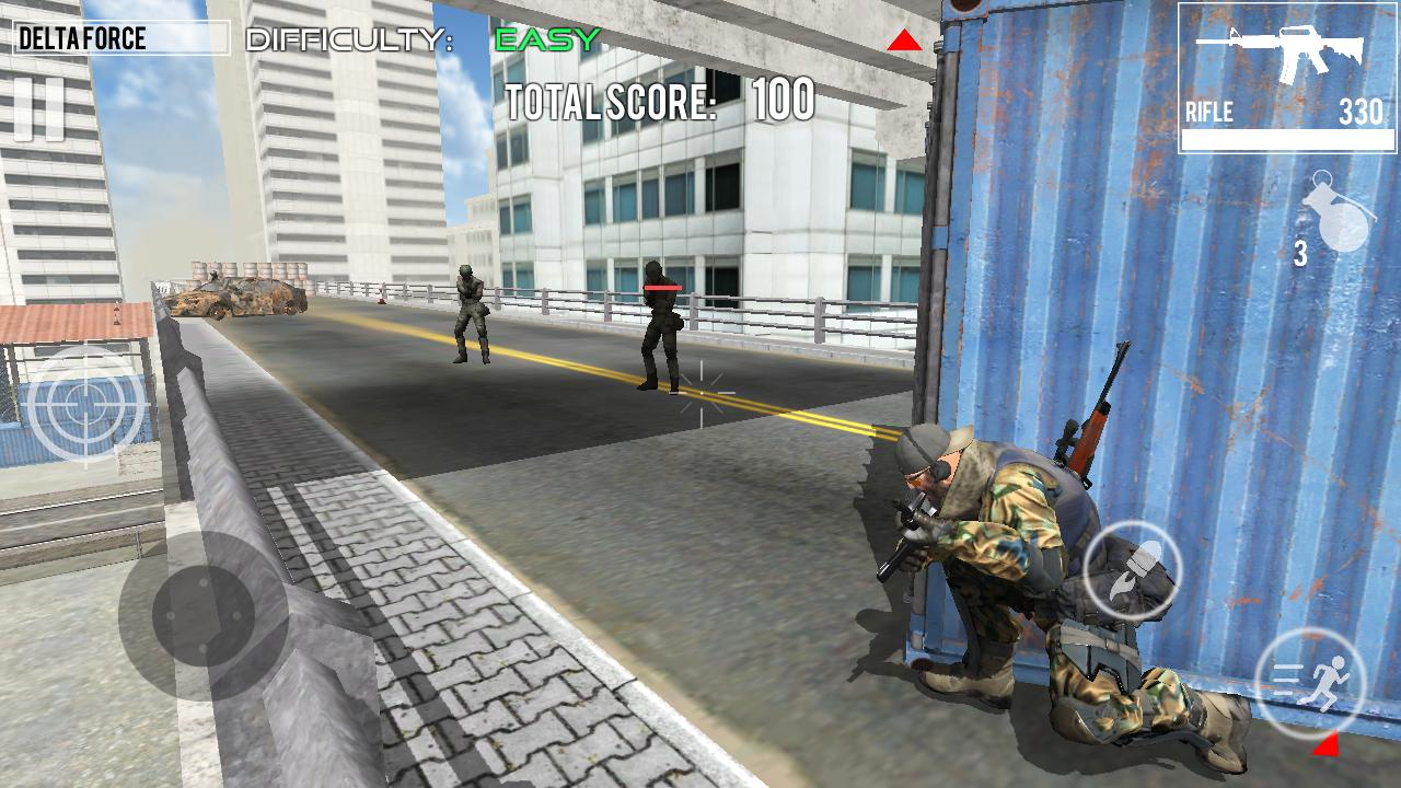 Delta Force Fury: Shooting Games 1.2 Screenshot 3