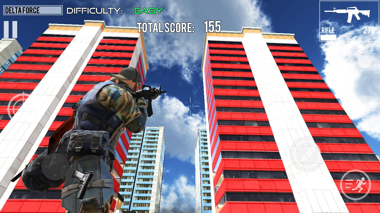 Delta Force Fury: Shooting Games 1.2 Screenshot 7