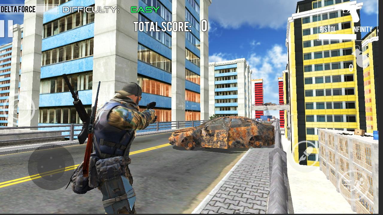 Delta Force Fury: Shooting Games 1.2 Screenshot 9