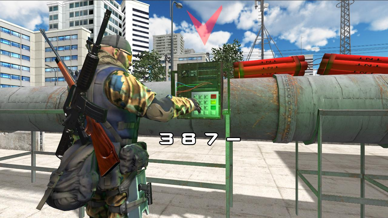Delta Force Critical Strike Shooting Game 1.1 Screenshot 3