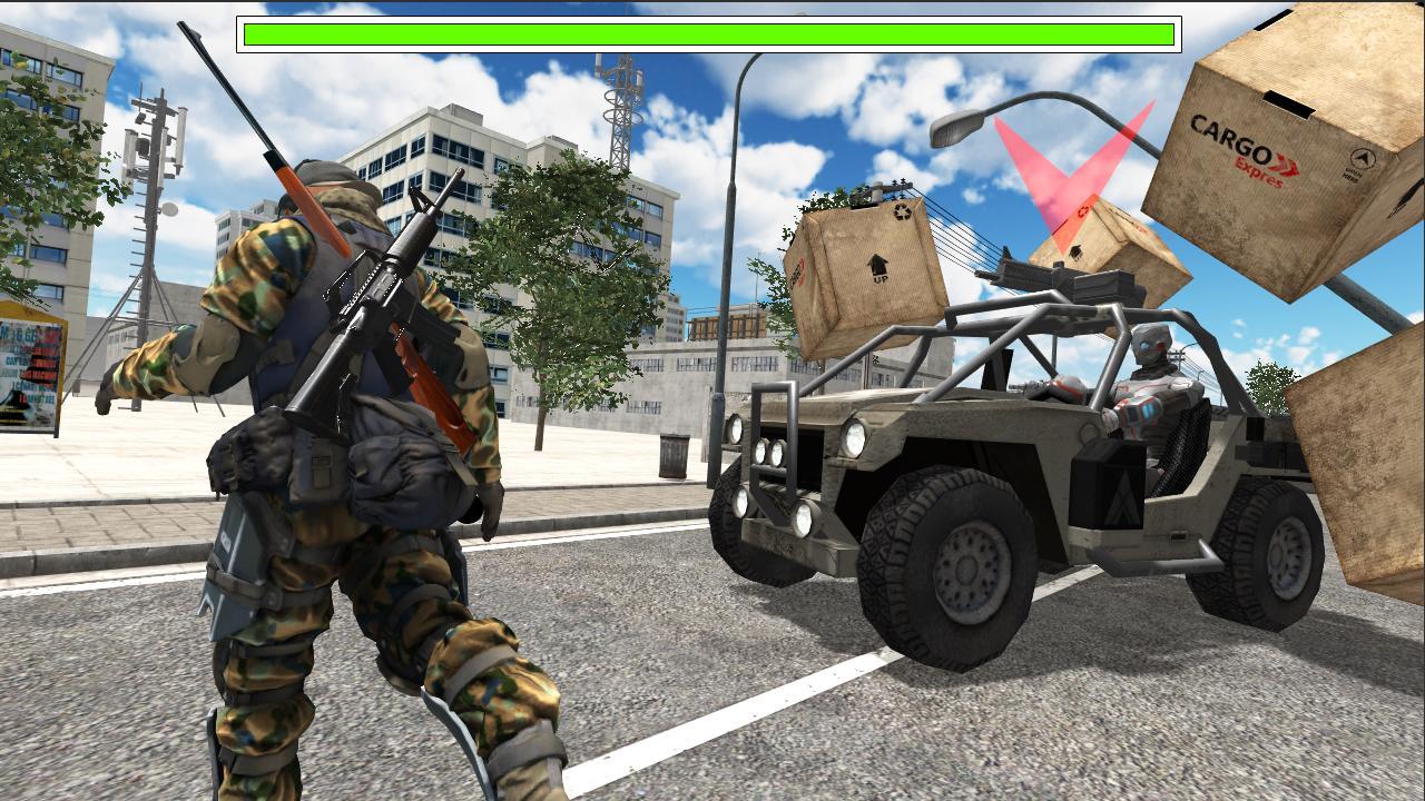 Delta Force Critical Strike Shooting Game 1.1 Screenshot 4