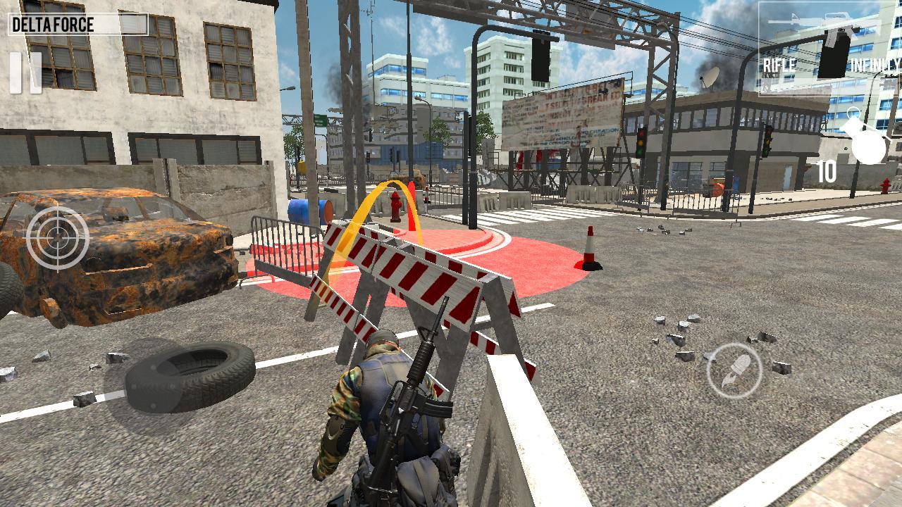 Delta Force Critical Strike Shooting Game 1.1 Screenshot 9