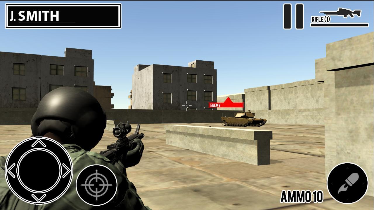 Desert Hawk Down Shooting Game 1.2 Screenshot 11
