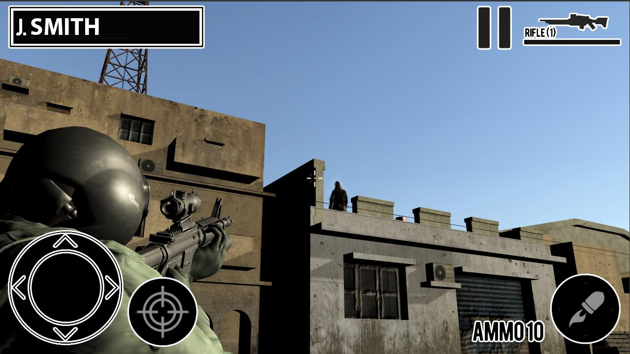 Desert Hawk Down Shooting Game 1.2 Screenshot 3