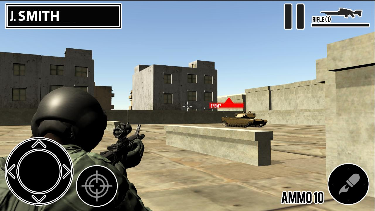 Desert Hawk Down Shooting Game 1.2 Screenshot 4