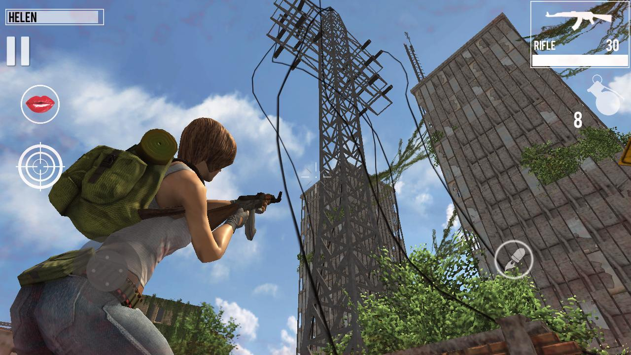 Post Apocalypse Monsters Attack Shooting Game 1.1 Screenshot 8