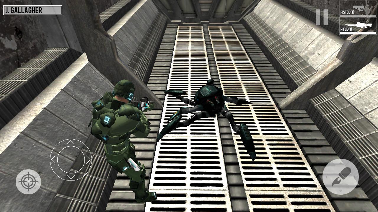 Space Predators Strike: Shooting Game 1.1.4 Screenshot 1