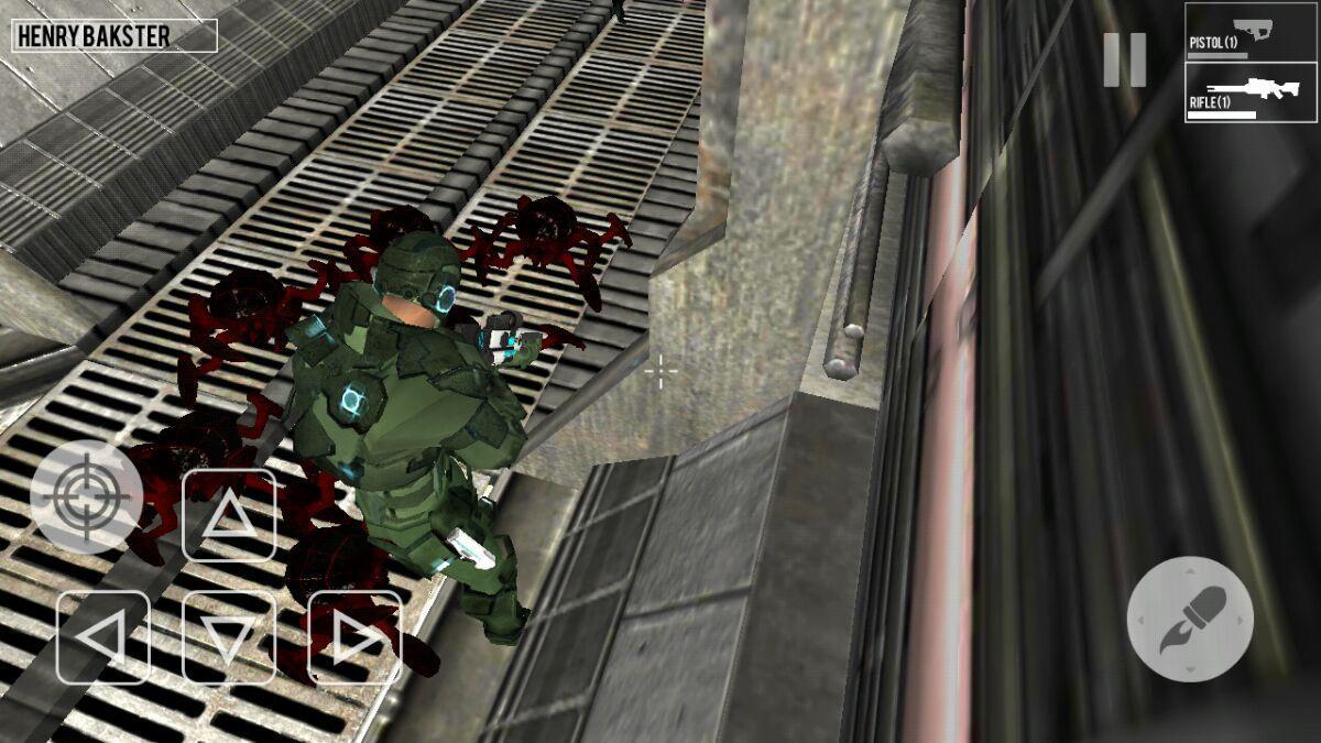Space Predators Strike: Shooting Game 1.1.4 Screenshot 10
