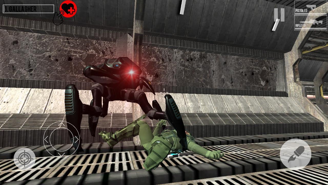 Space Predators Strike: Shooting Game 1.1.4 Screenshot 2
