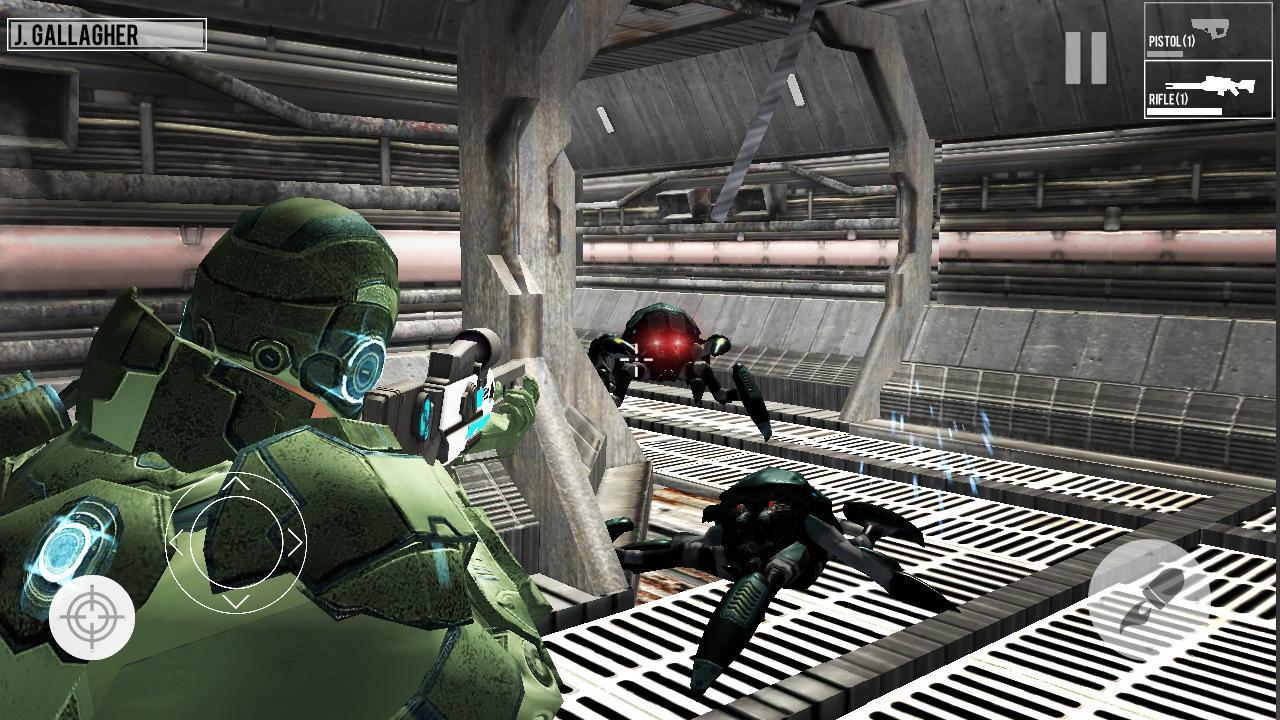 Space Predators Strike: Shooting Game 1.1.4 Screenshot 3