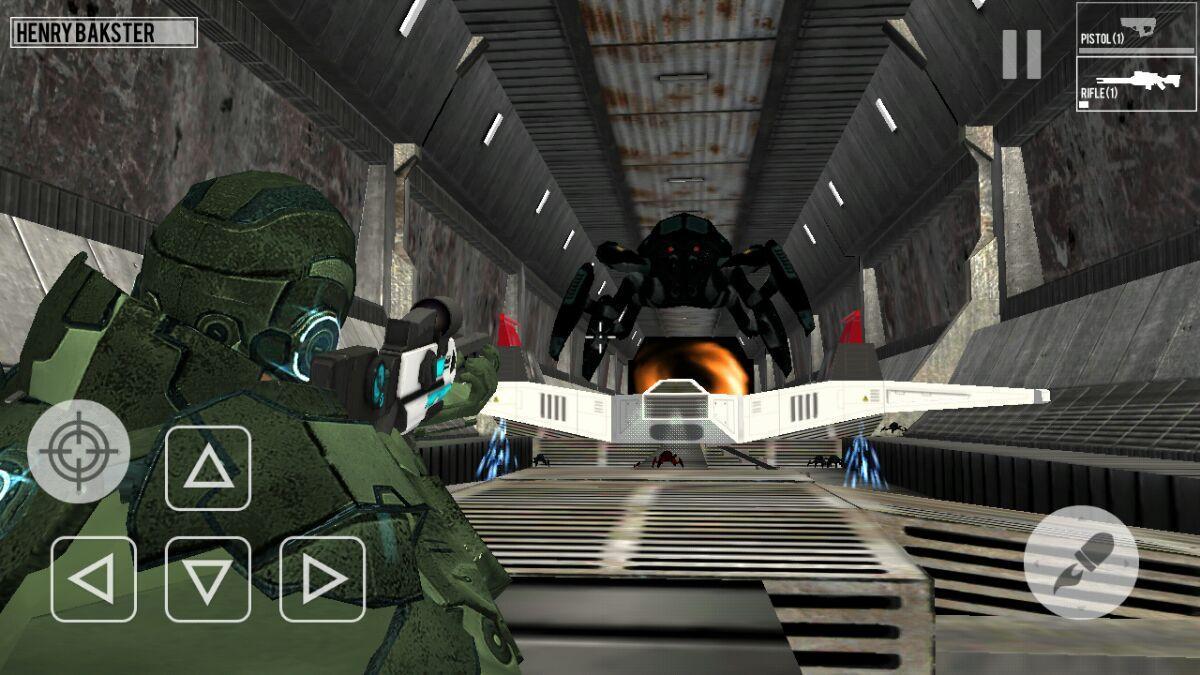 Space Predators Strike: Shooting Game 1.1.4 Screenshot 4