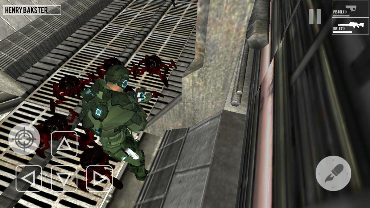Space Predators Strike: Shooting Game 1.1.4 Screenshot 5