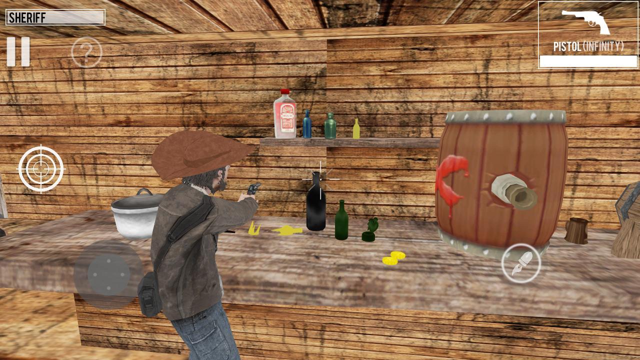 West Gunslinger Shooting Game 1.0.6 Screenshot 8