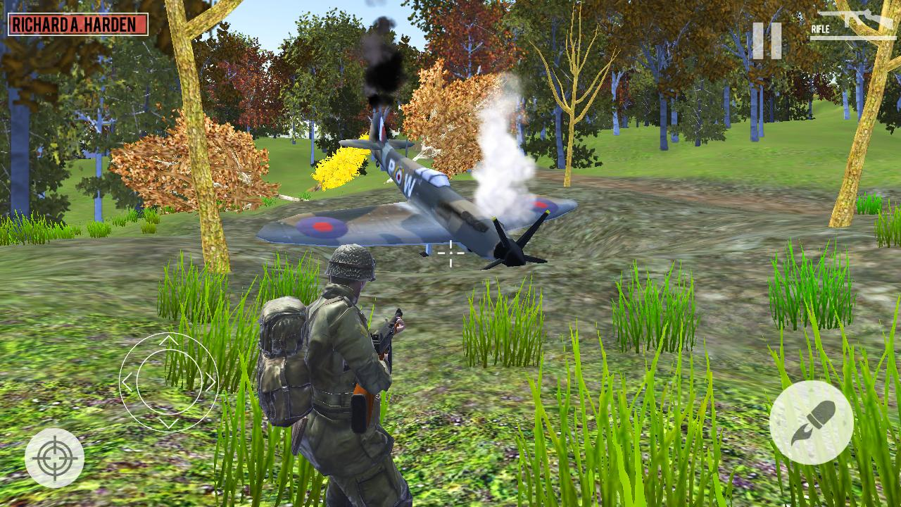 World War 2 Call of Honor 2: WW2 Shooting Game 1.3 Screenshot 2