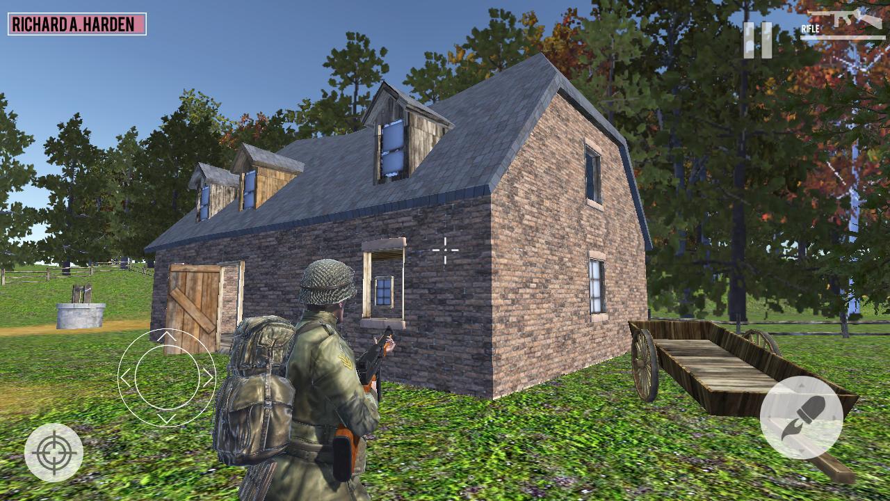 World War 2 Call of Honor 2: WW2 Shooting Game 1.3 Screenshot 3