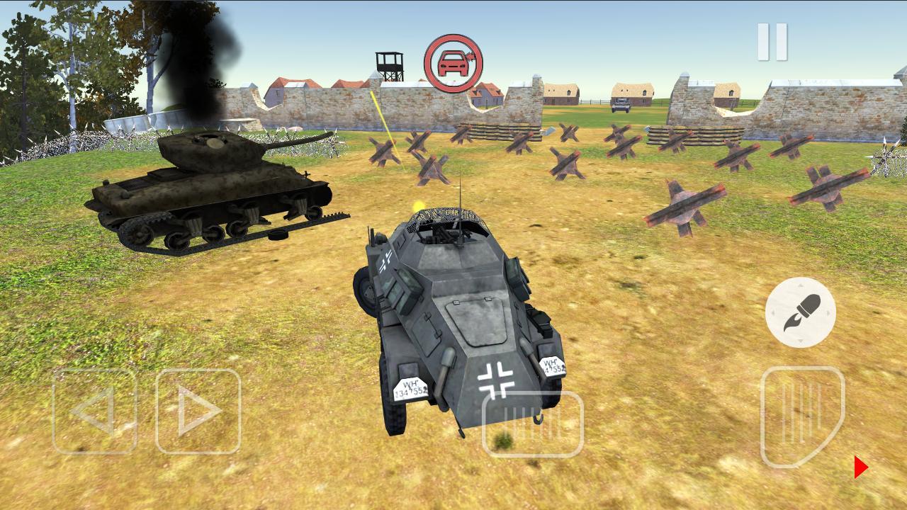 World War 2 Call of Honor 2: WW2 Shooting Game 1.3 Screenshot 4