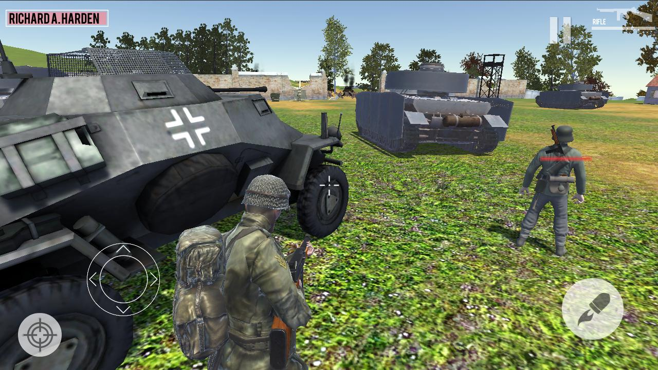 World War 2 Call of Honor 2: WW2 Shooting Game 1.3 Screenshot 5