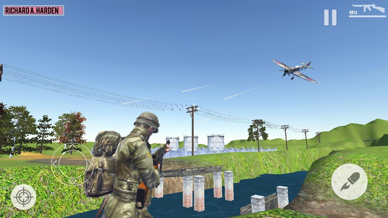 World War 2 Call of Honor 2: WW2 Shooting Game 1.3 Screenshot 8