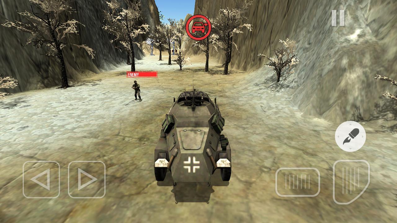 World War 2 Call of Honor: WW2 Shooting Game 1.3 Screenshot 1