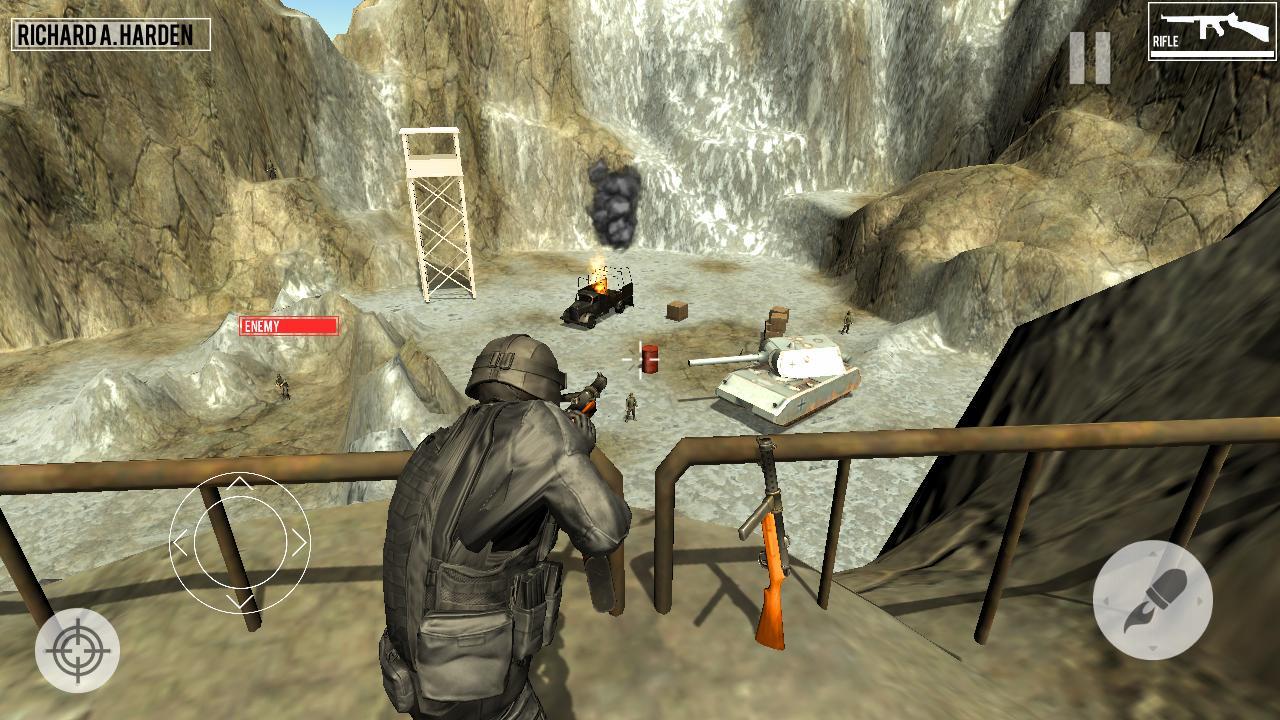 World War 2 Call of Honor: WW2 Shooting Game 1.3 Screenshot 17