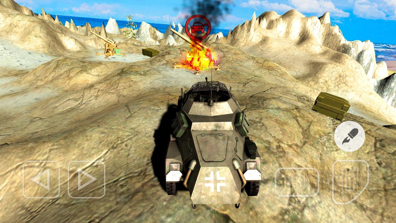 World War 2 Call of Honor: WW2 Shooting Game 1.3 Screenshot 2