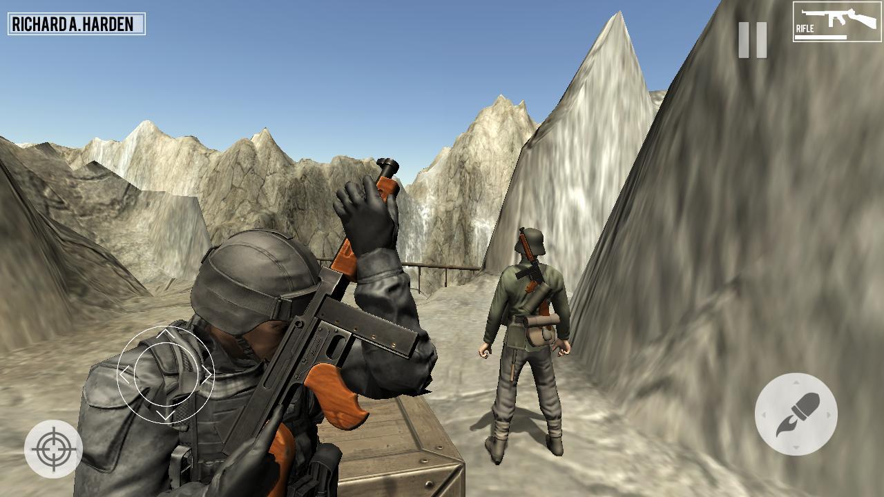 World War 2 Call of Honor: WW2 Shooting Game 1.3 Screenshot 4