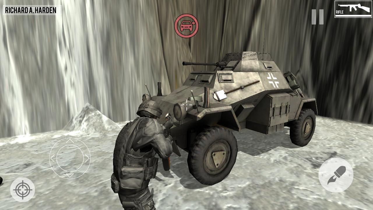 World War 2 Call of Honor: WW2 Shooting Game 1.3 Screenshot 5