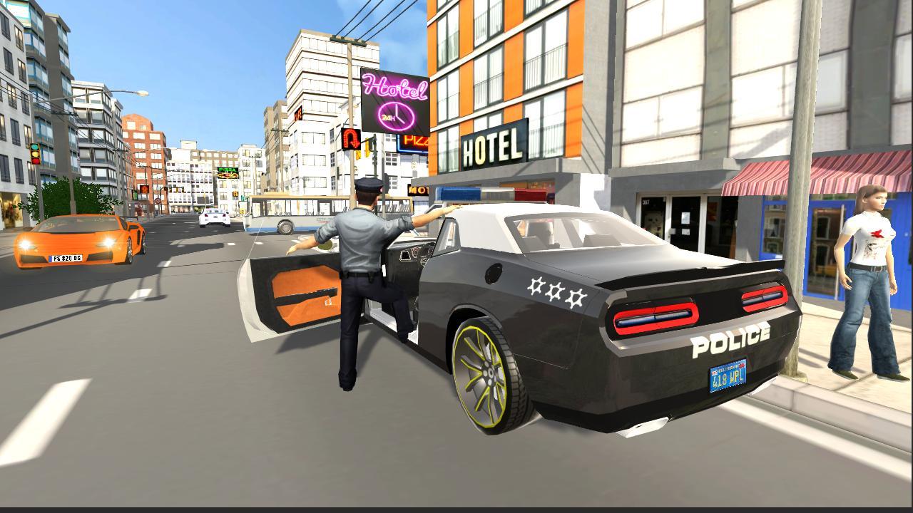 Police Story Shooting Games 1.0.13 Screenshot 1