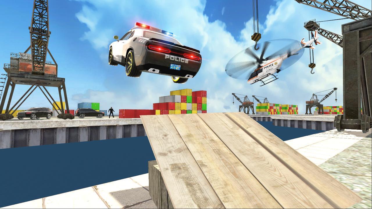 Police Story Shooting Games 1.0.13 Screenshot 4