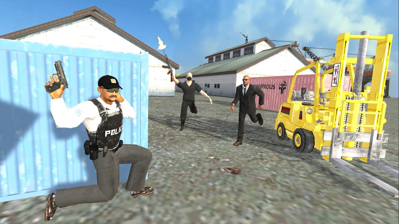 Police Story Shooting Games 1.0.13 Screenshot 5