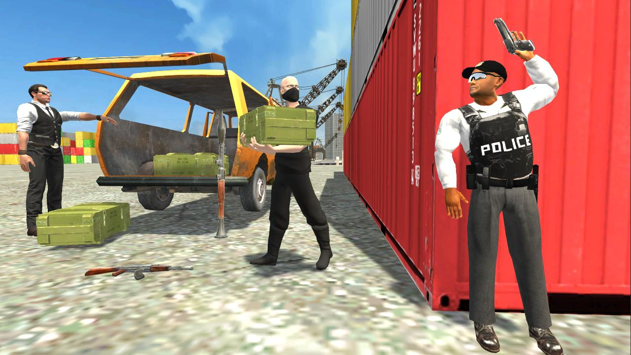 Police Story Shooting Games 1.0.13 Screenshot 7