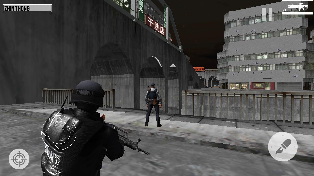 SWAT Dragons City: Shooting Game 1.2 Screenshot 15