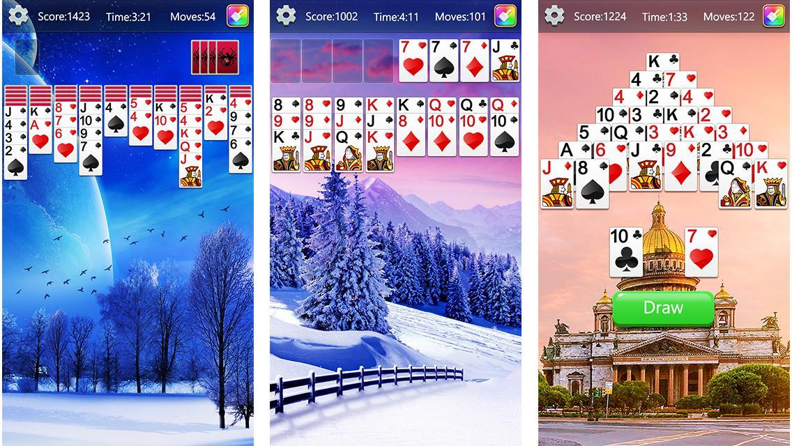 Solitaire Collection Fun 1.0.18 Screenshot 7