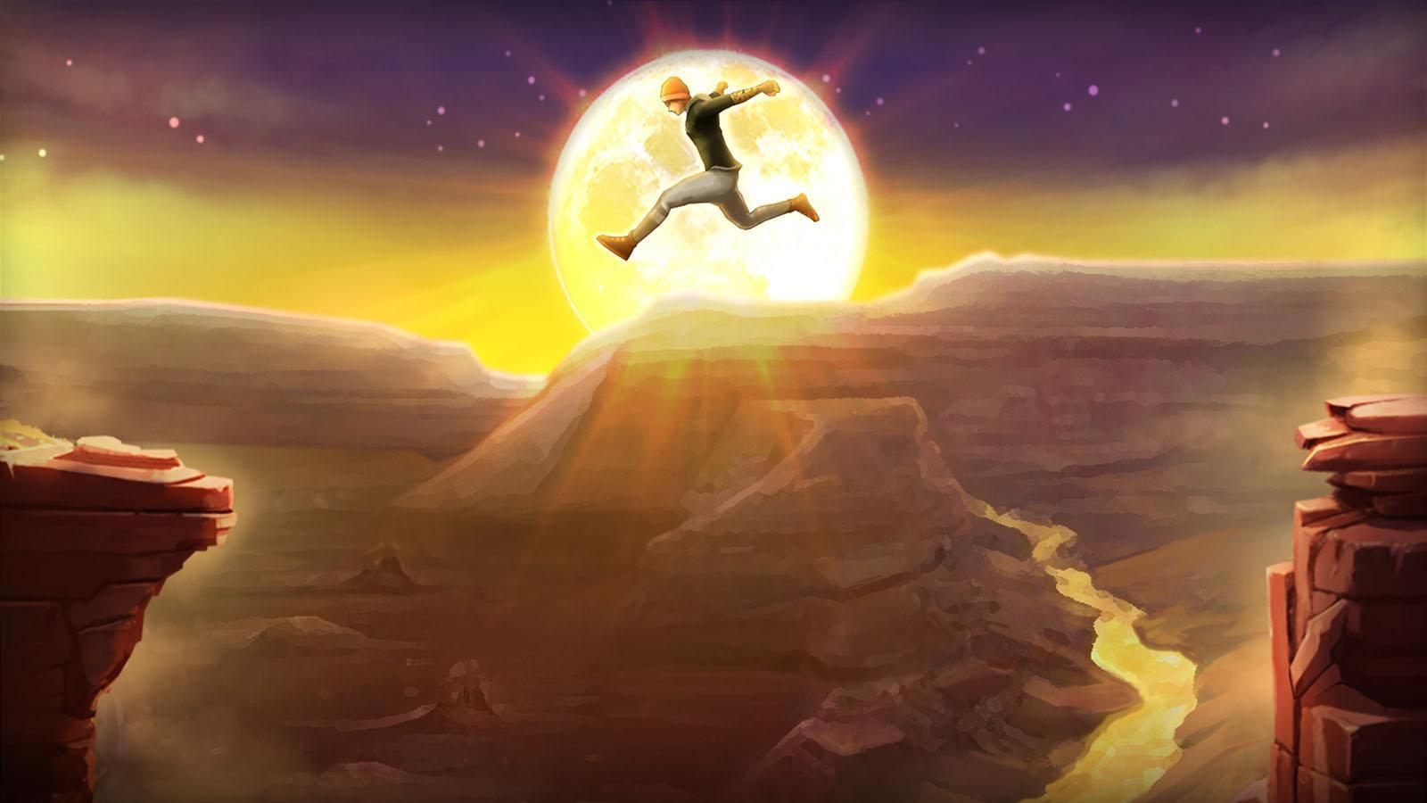 Sky Dancer Run - Running Game 4.2.0 Screenshot 1