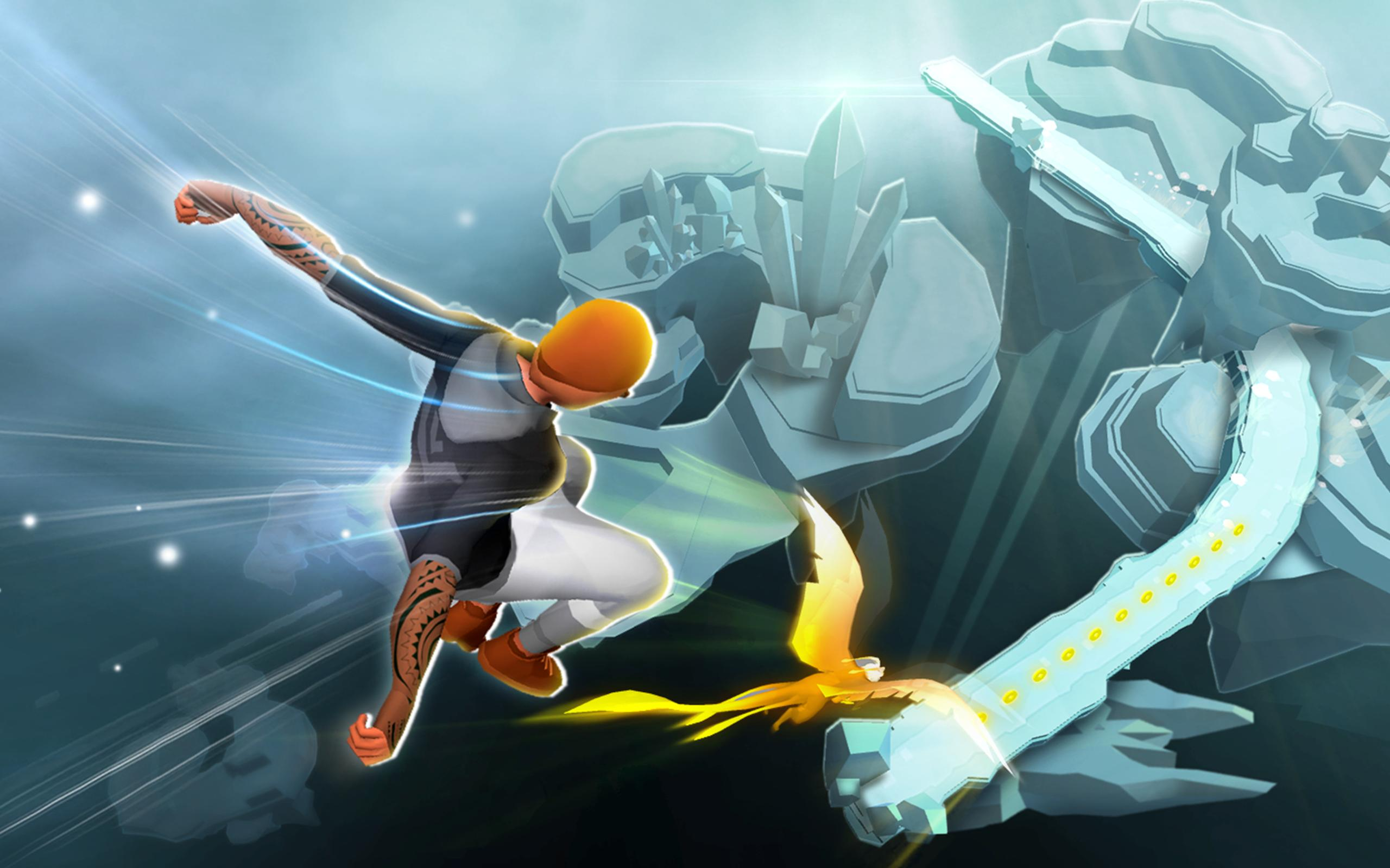 Sky Dancer Run - Running Game 4.2.0 Screenshot 16