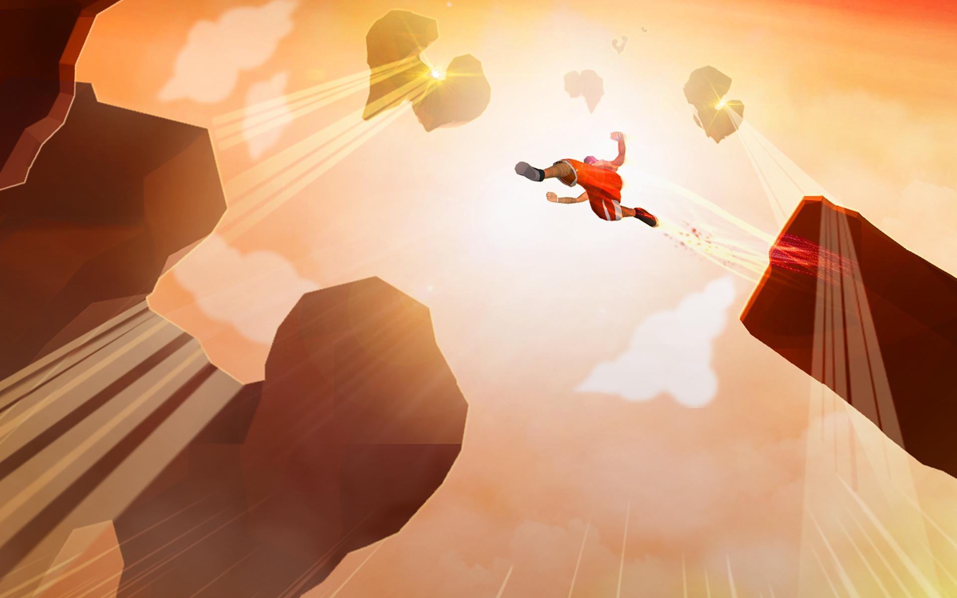 Sky Dancer Run - Running Game 4.2.0 Screenshot 17
