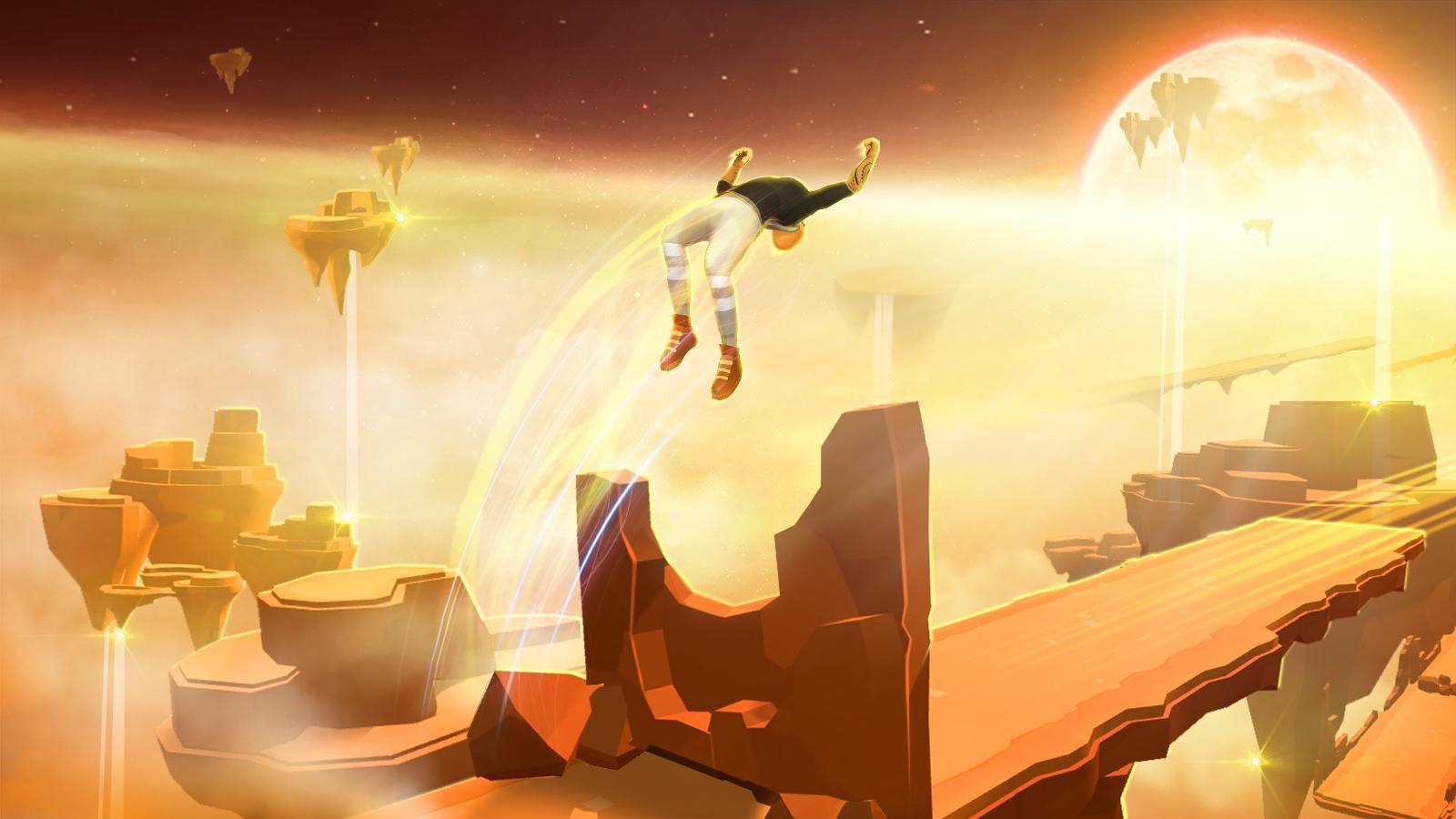 Sky Dancer Run - Running Game 4.2.0 Screenshot 2