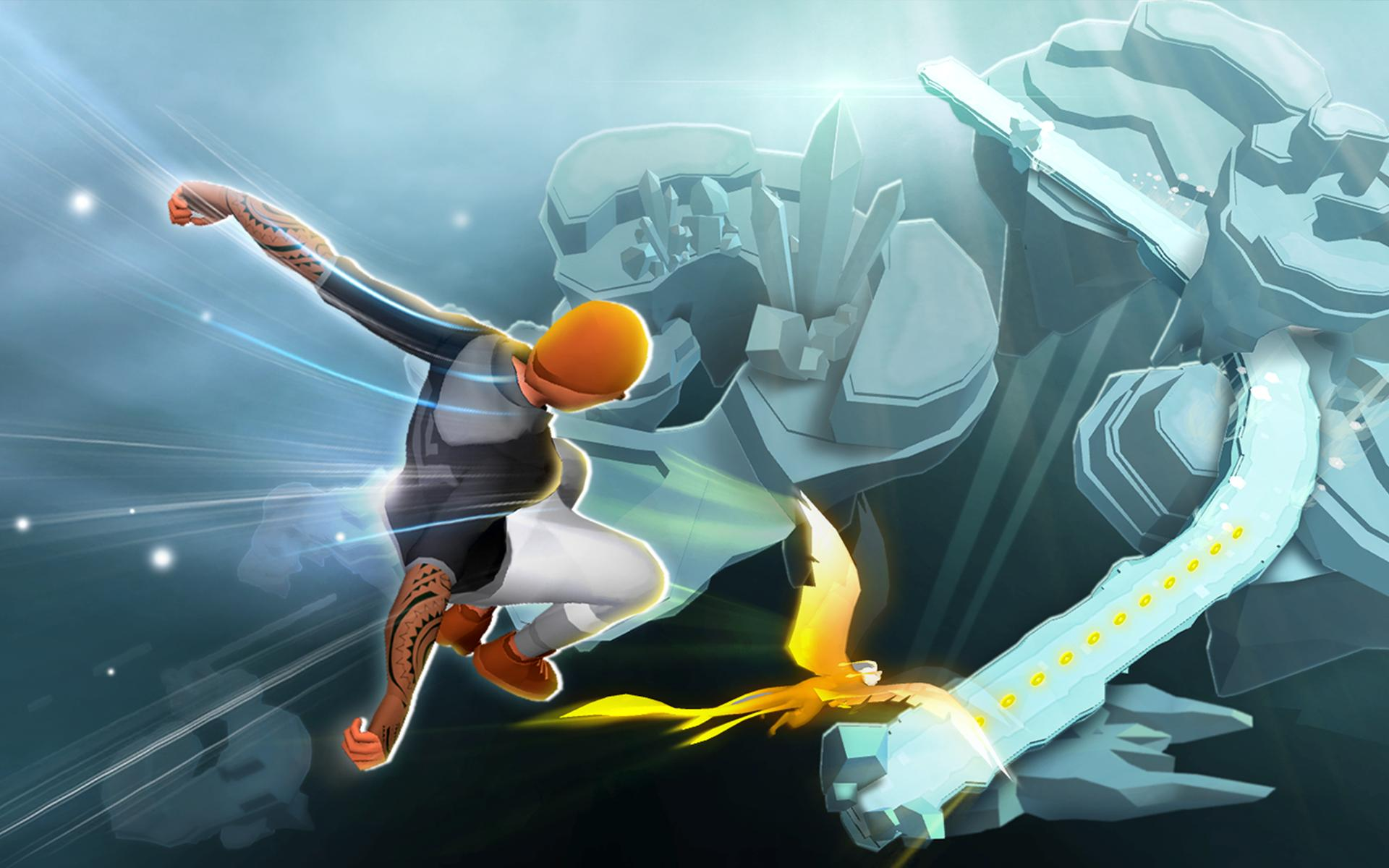 Sky Dancer Run - Running Game 4.2.0 Screenshot 24