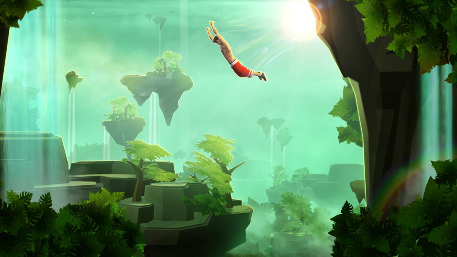 Sky Dancer Run - Running Game 4.2.0 Screenshot 4