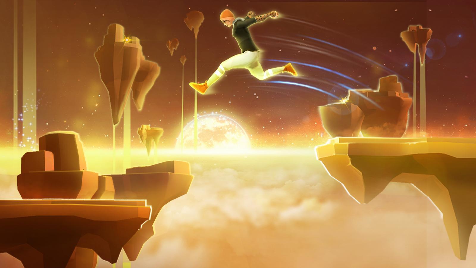 Sky Dancer Run - Running Game 4.2.0 Screenshot 5