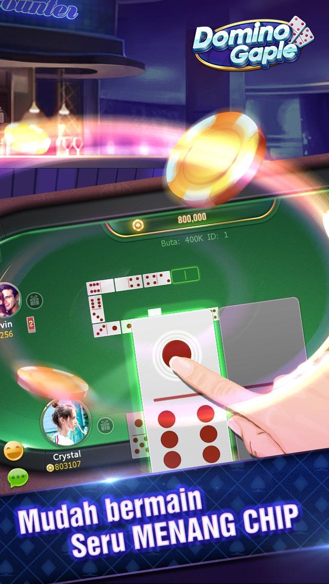 Domino Gaple TopFun(Domino QiuQiu):Free dan online 1.9.9 Screenshot 10